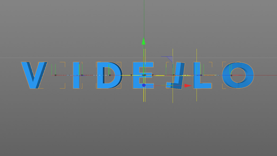 vidello_3d_cinema4d_title