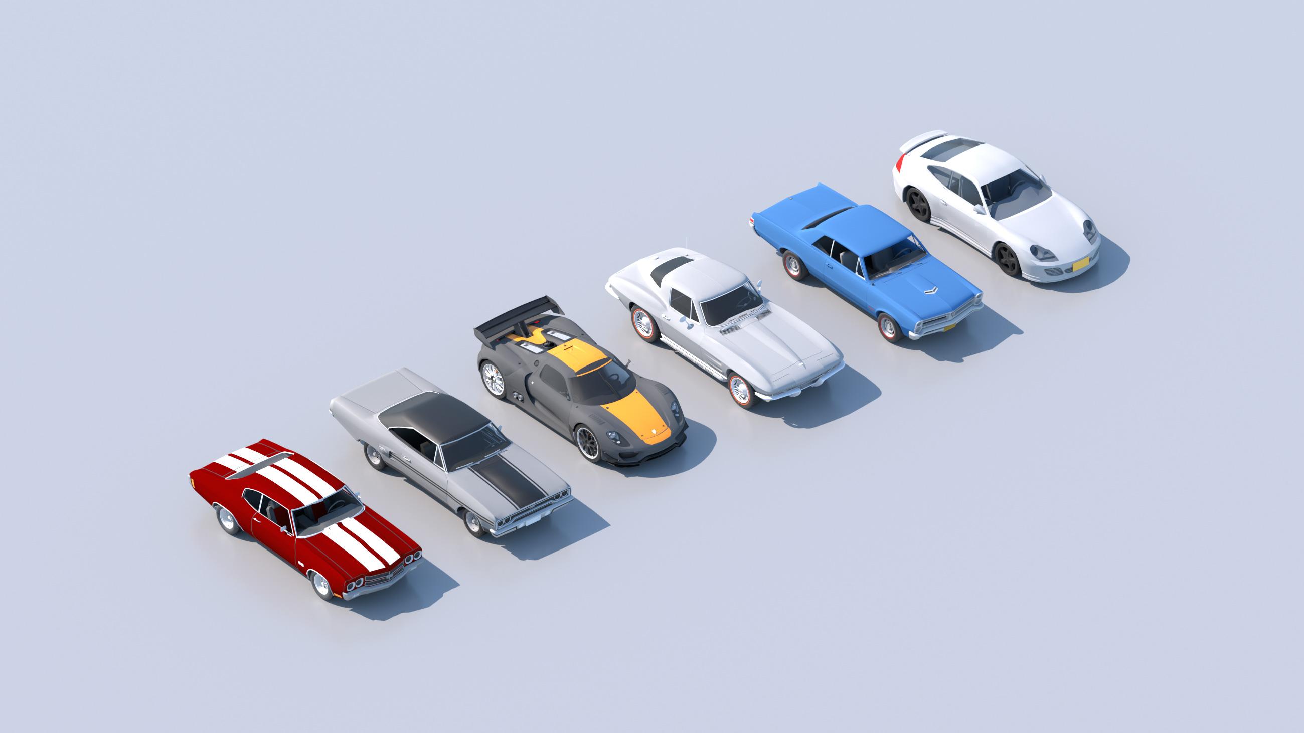 3d-cars-wip