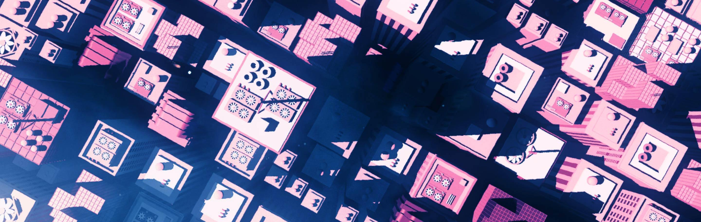 Urban Sunrise 3D